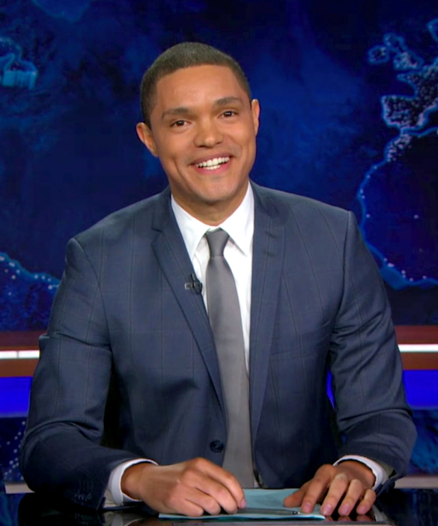 Premiere episode of The Daily Show with Trevor Noah