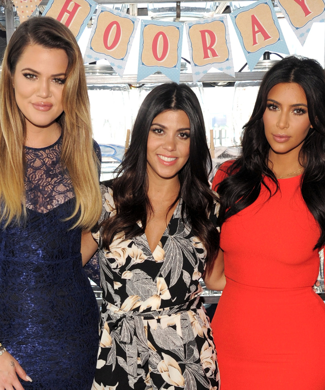 "Babies""R""Us And The Kardashians Celebrate Military Moms-to-be At An Operation Shower Event"