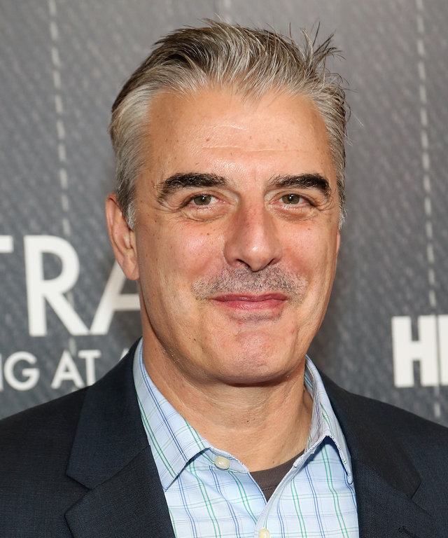 Actor Chris Noth attends the  Sinatra: All Or Nothing At All  New York Screening at Time Warner Center on March 31, 2015 in New York City.  (Photo by Monica Schipper/FilmMagic)
