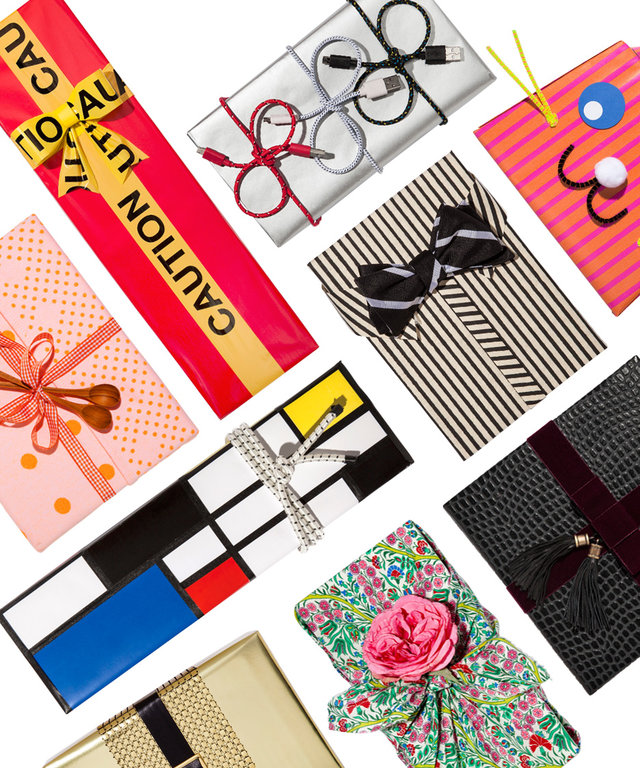 Follow This Easy GIF Guide for 10 Brilliant Gift Wrapping Ideas