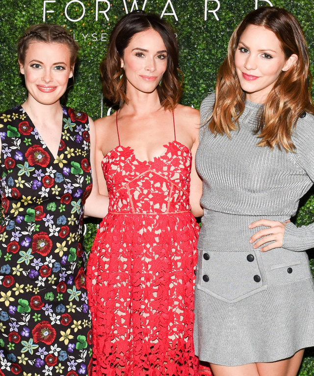 Gillian Jacobs, Abigail Spencer, Katharine McPhee