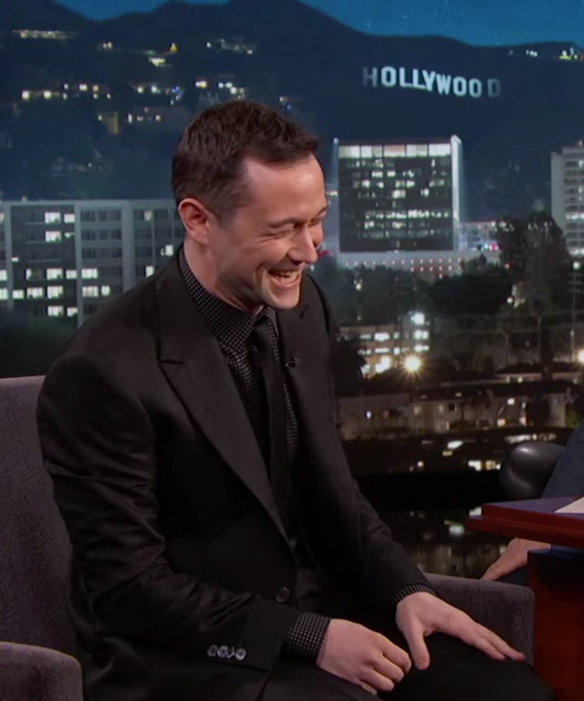 Joseph Gordon-Levitt - Jimmy Kimmel - LEAD