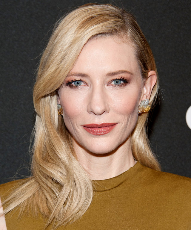NEW YORK, NY - NOVEMBER 16:  Cate Blanchett attends the  Carol  New York premiere at the Museum of Modern Art on November 16, 2015 in New York City.  (Photo by D Dipasupil/FilmMagic)