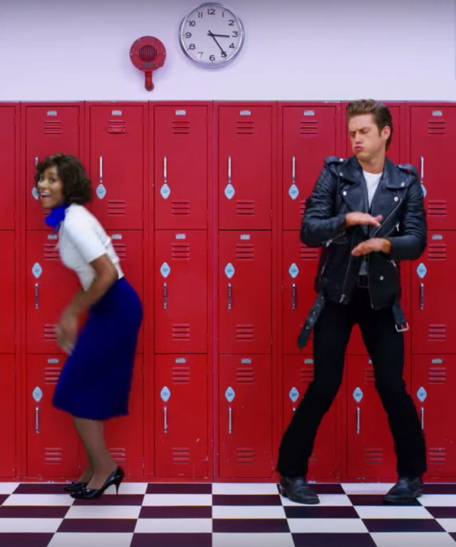 Grease Live Trailer - LEAD