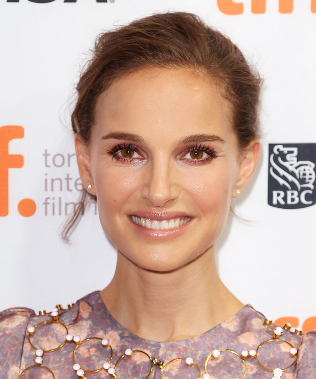 Natalie Portman attends the 4th annual festival kick-off fundraising soiree during the 2015 Toronto International Film Festival at TIFF Bell Lightbox on September 9, 2015 in Toronto, Canada.