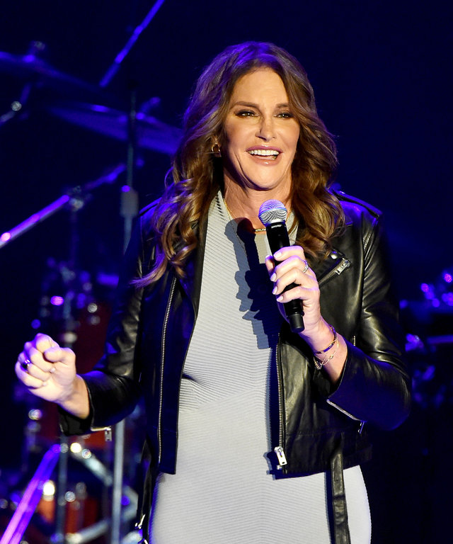 Caitlyn Jenner attends Culture Club's performance at The Greek Theatre on July 24, 2015 in Los Angeles, California.