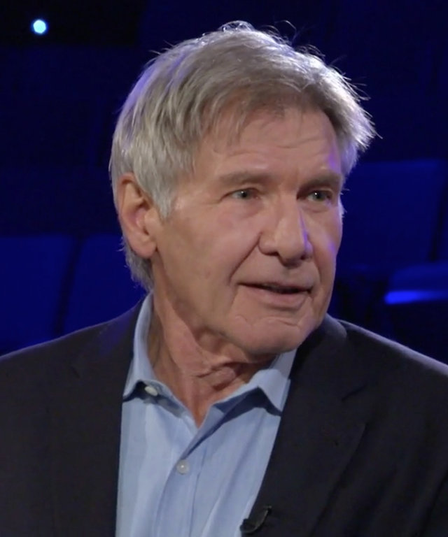 Harrison Ford - Conan
