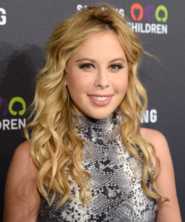 Tara Lipinski attends Samsung Hope For Children Gala 2015 at Hammerstein Ballroom on September 17, 2015 in New York City.