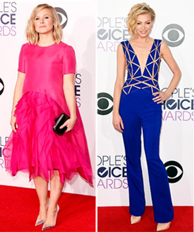 People's Choice Awards 2015 Best Red Carpet Looks