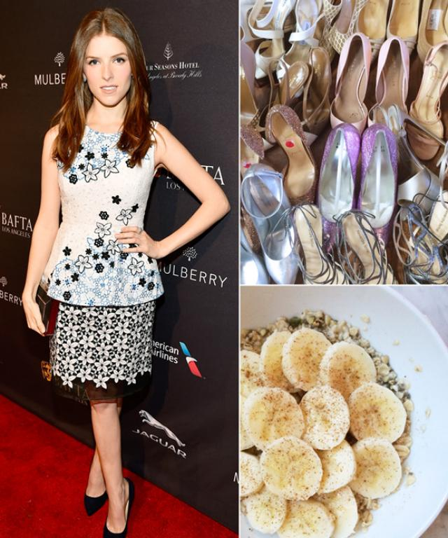 Anna Kendrick: A Day in the Life