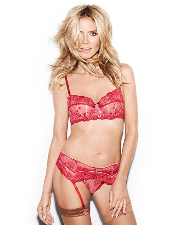 751ed37eb6095 Heidi Klum Intimates Is Here! See the Lingerie Line Now | InStyle.com