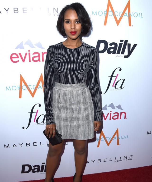 kerry washington birthday