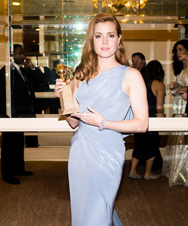 Behind the Scenes at the 2015 Golden Globes