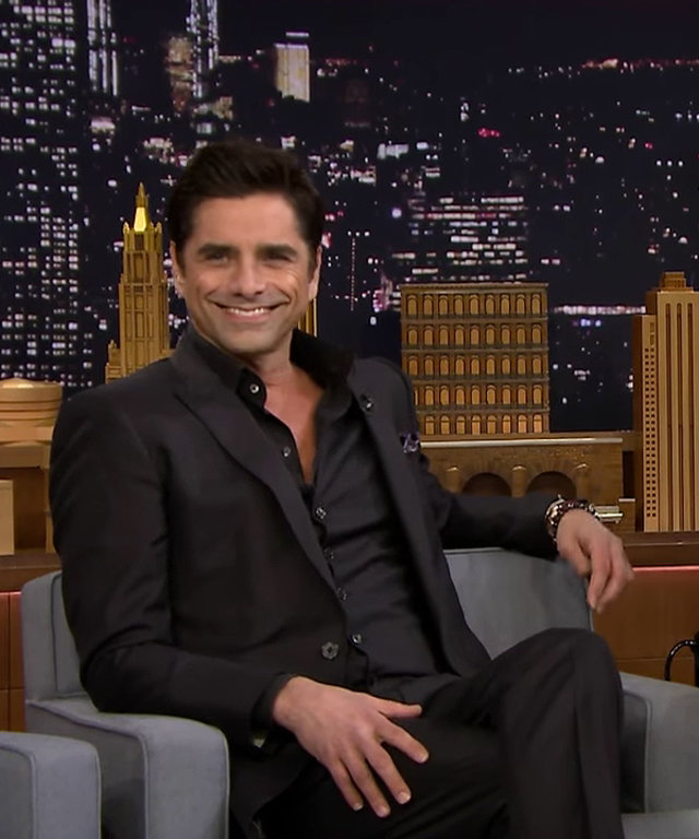 John Stamos on Jimmy Fallon