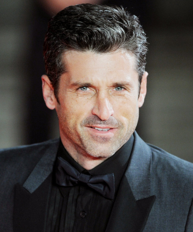 Patrick Dempsey Celebrates His 50th Birthday Instylecom