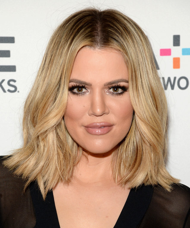 Television personality Khloe Kardashian attends the A+E Networks 2016 Television Critics Association Press Tour for Kocktails with Khloe at The Langham Huntington Hotel and Spa on January 6, 2016 in Pasadena, California.