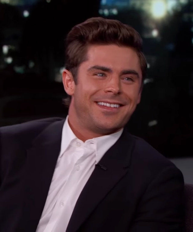 Zac Efron - Jimmy Kimmel