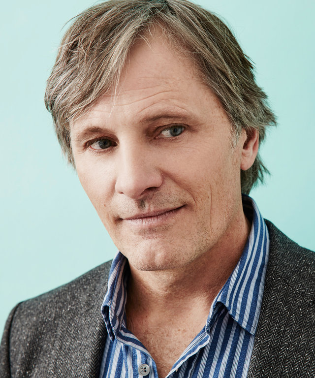 Viggo Mortensen of 'Captain Fantastic' poses for a portrait at the 2016 Sundance Film Festival Getty Images Portrait Studio Hosted By Eddie Bauer At Village At The Lift on January 23, 2016 in Park City, Utah