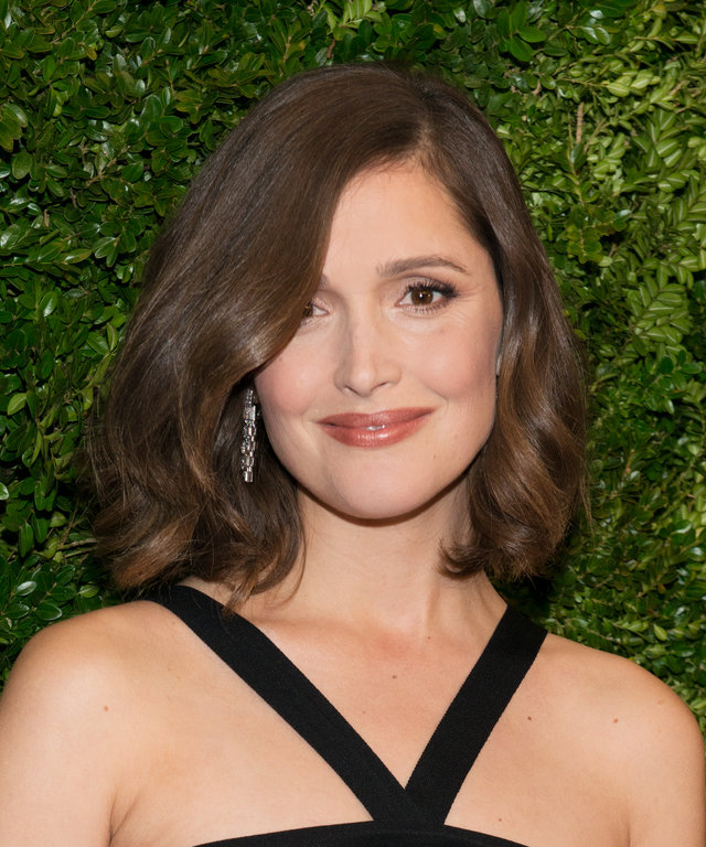 Actress Rose Byrne attends the 8th Annual Museum Of Modern Art Film Benefit honoring Cate Blanchett at Museum of Modern Art on November 17, 2015 in New York City.