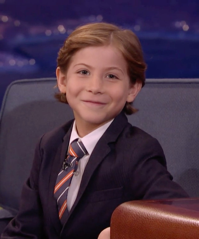 Jacob Tremblay on Conan