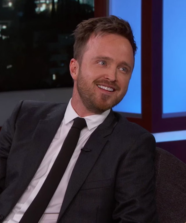Aaron Paul - Jimmy Kimmel