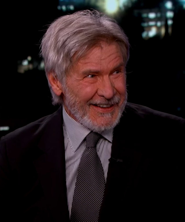 Harrison Ford - Jimmy Kimmel