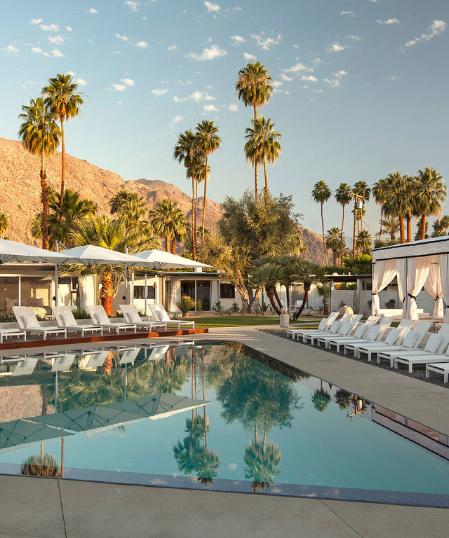 Palm Springs Hotels >> Best Hotels In Palm Springs Instyle Com