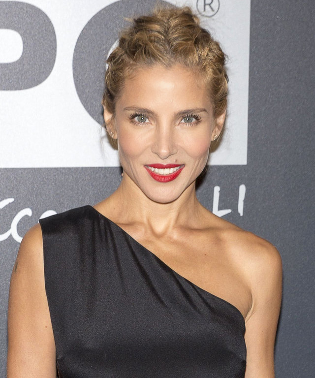 Elsa Pataky attends the 'Gioseppo' 25th Anniversary Party on March 3, 2016 in Madrid, Spain.