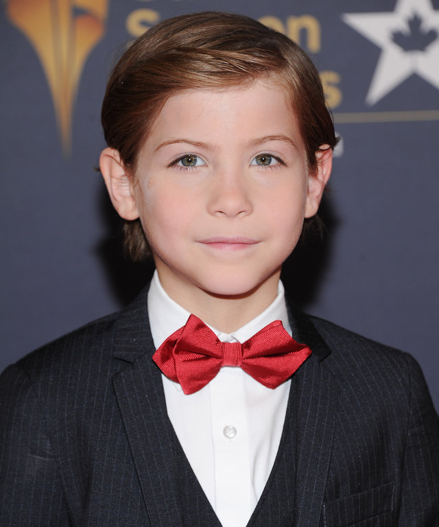 Actor Jacob Tremblay arrives at the 2016 Canadian Screen Awards at the Sony Centre for the Performing Arts on March 13, 2016 in Toronto, Canada.