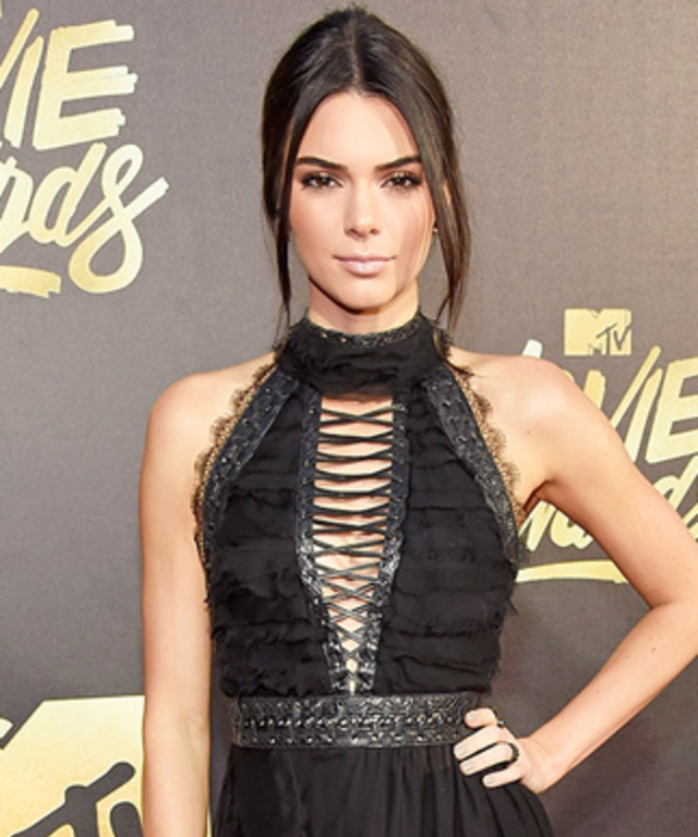 Kendall, Gigi, Cara Lead the Sexiest Fashion Trend from the 2016 MTV Movie Awards