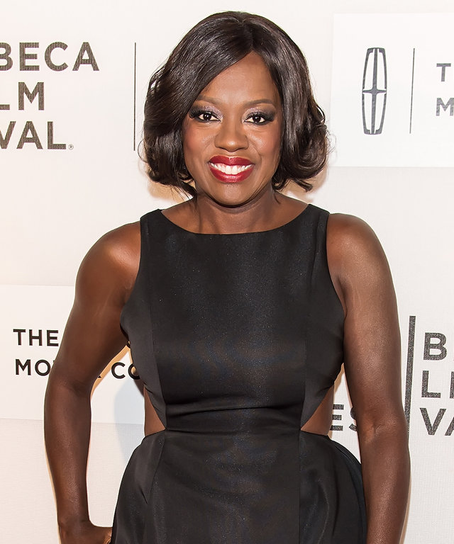 Actress Viola Davis attends 'Custody' Premiere during 2016 Tribeca Film Festival at John Zuccotti Theater at BMCC Tribeca Performing Arts Center on April 17, 2016 in New York City.