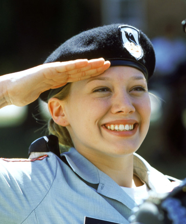 CADET KELLY, Hilary Duff, 2002, © Disney Channel / Courtesy: Everett Collection