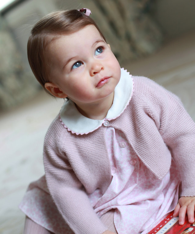 Here's What Princess Charlotte Received as Gifts for Her First Birthday