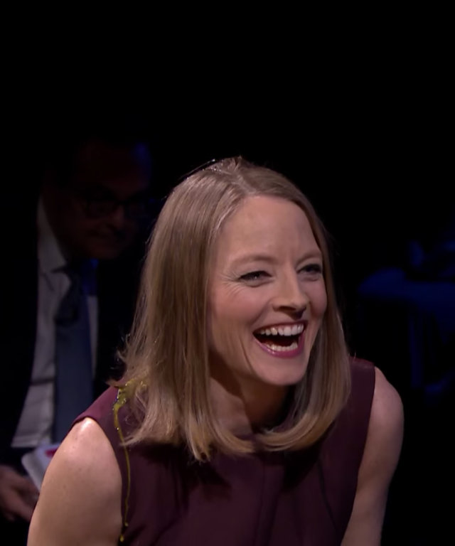 Jodie Foster - Jimmy Fallon