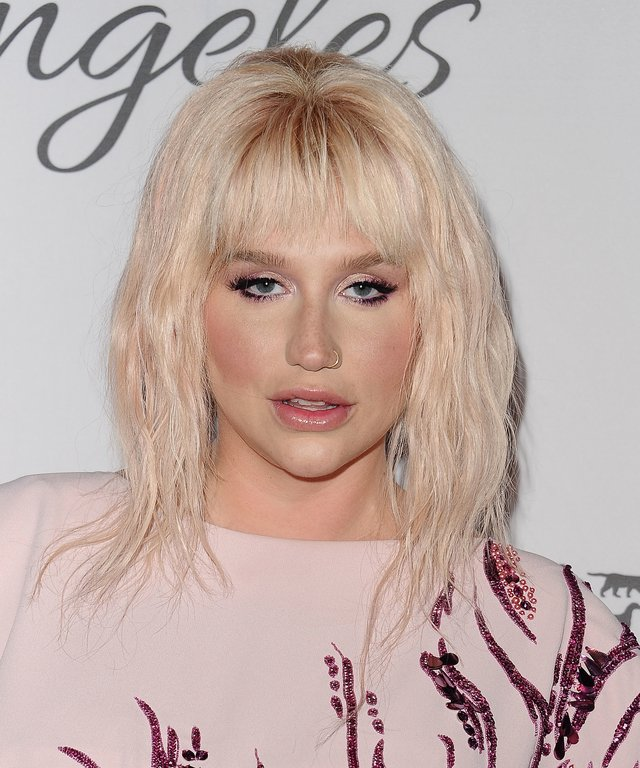 Kesha attends The Humane Society of The United States' To The Rescue gala.