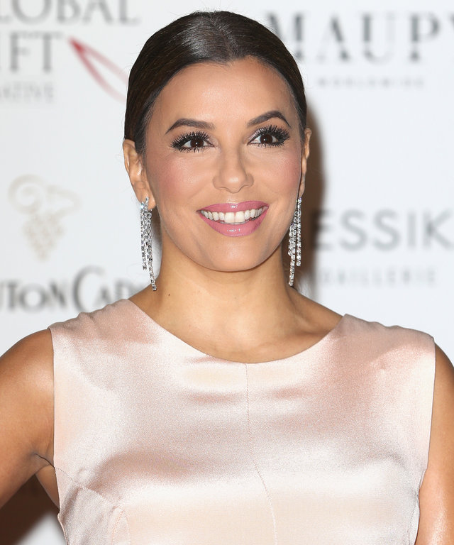 Actress Eva Longoria attends The Global Gift Gala during The 69th Annual Cannes Film Festival on May 13, 2016 in Cannes, France.
