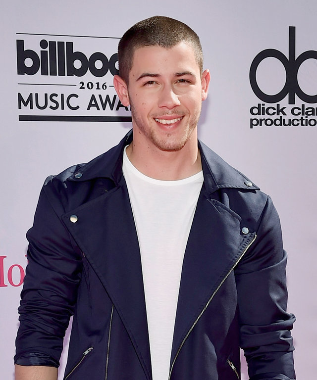 Singer Nick Jonas attends the 2016 Billboard Music Awards at T-Mobile Arena on May 22, 2016 in Las Vegas, Nevada.