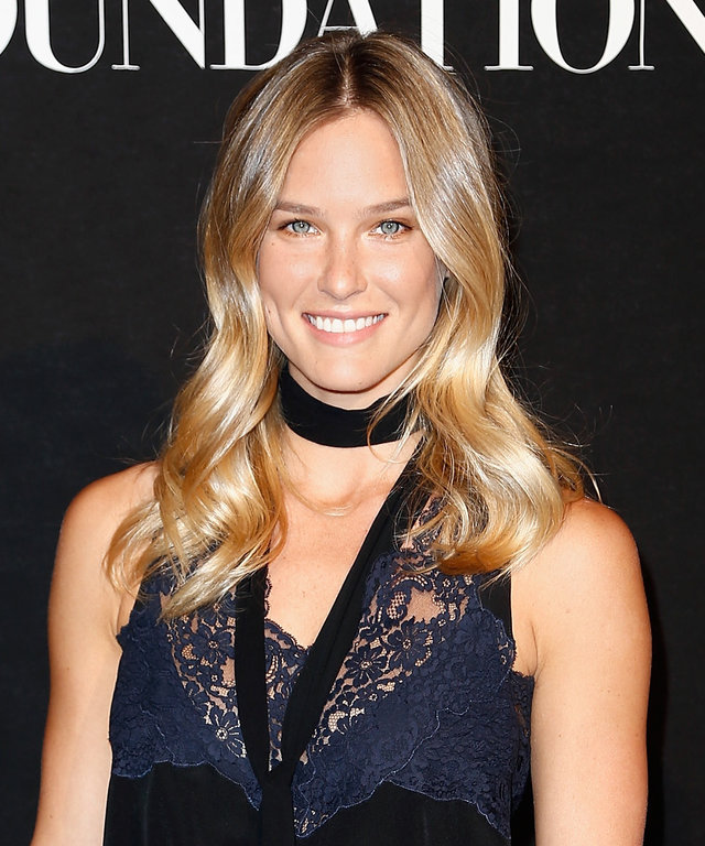 Bar Refaeli attends the Vogue Paris Foundation Gala at Palais Galliera on July 6, 2015 in Paris, France.