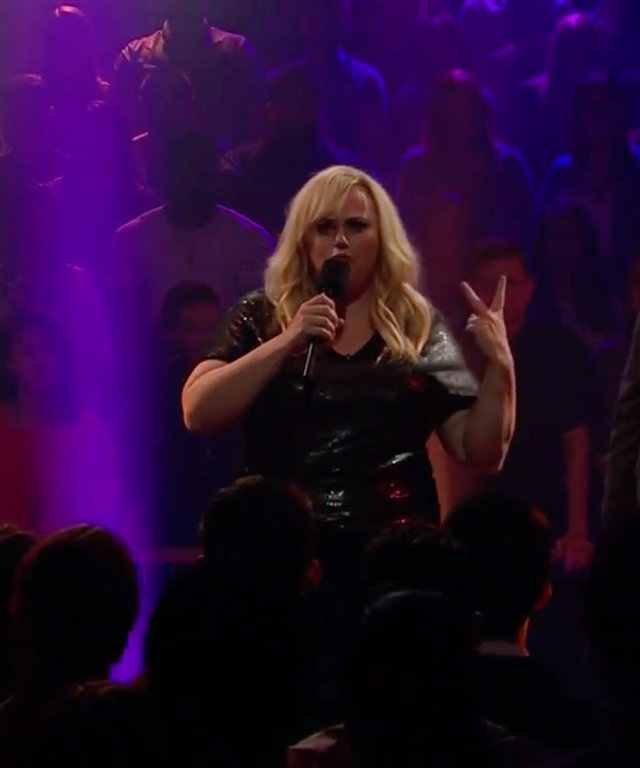 Rebel Wilson - David Schwimmer - James Corden