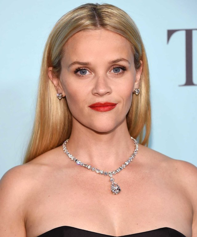 Actress Reese Witherspoon attends the Tiffany & Co. Blue Book Gala at The Cunard Building on April 15, 2016 in New York City.