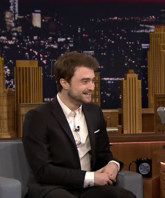 Daniel Radcliffe - Jimmy Fallon