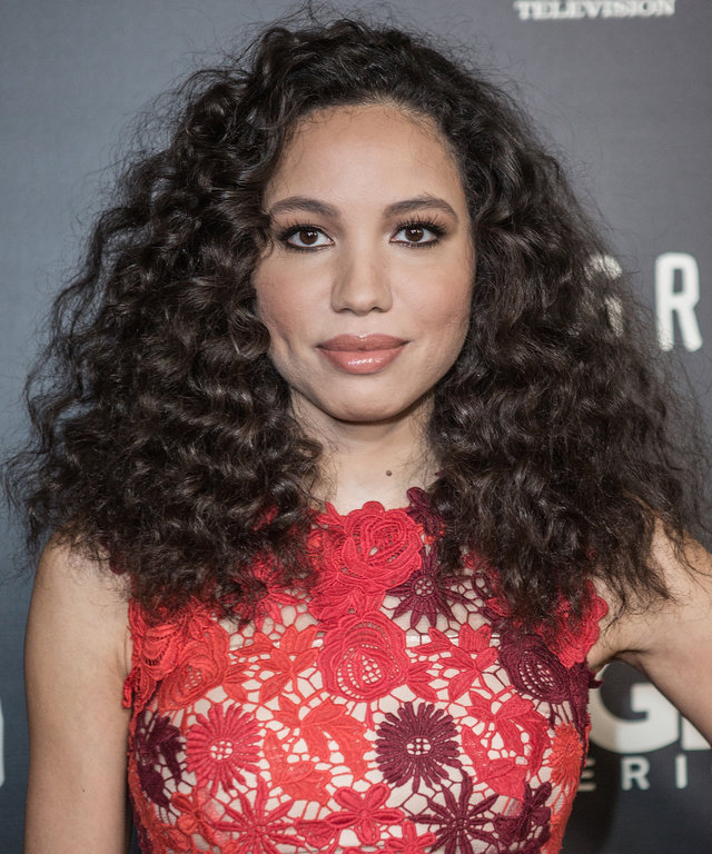 Jurnee Smollett-Bell attends the WGN America Presents 'Underground' For Your Consideration EMMY Event Exclusive Screening And Panel Discussion at The Beverly Hilton Hotel on April 17, 2016 in Beverly Hills, California.