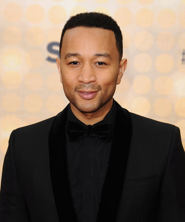 Singer John Legend attends Spike TV's Guys Choice 2016 at Sony Pictures Studios on June 4, 2016 in Culver City, California.