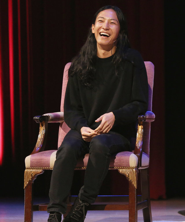 NEW YORK, NY - JUNE 09:  Alexander Wang attends The Atelier With Alina Cho: Alexander Wang In Conversation at Metropolitan Museum of Art on June 9, 2016 in New York City.  (Photo by Robin Marchant/Getty Images)