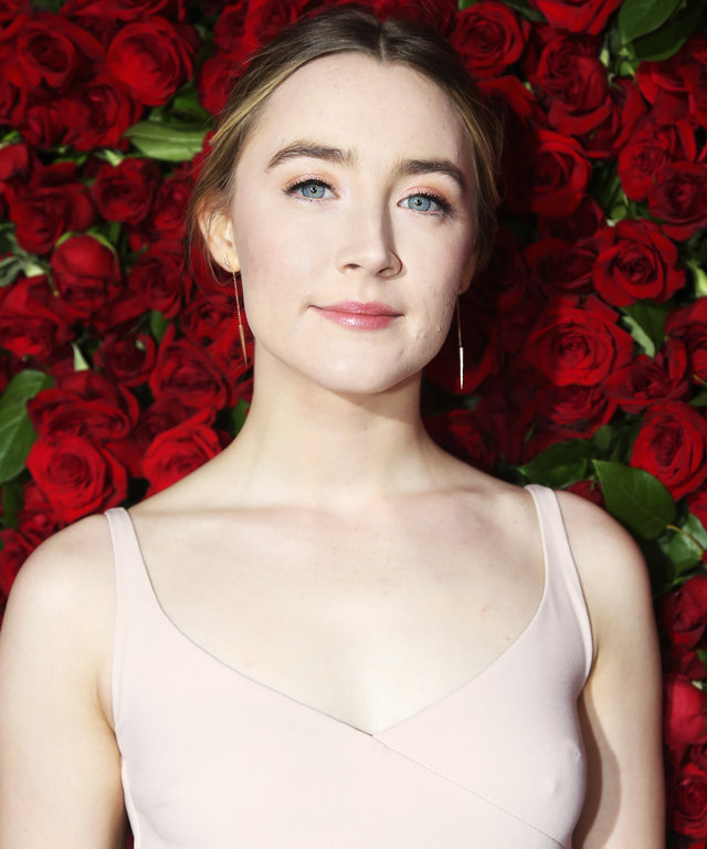 Actress Saoirse Ronan attends the 70th Annual Tony Awards at The Beacon Theatre on June 12, 2016 in New York City.