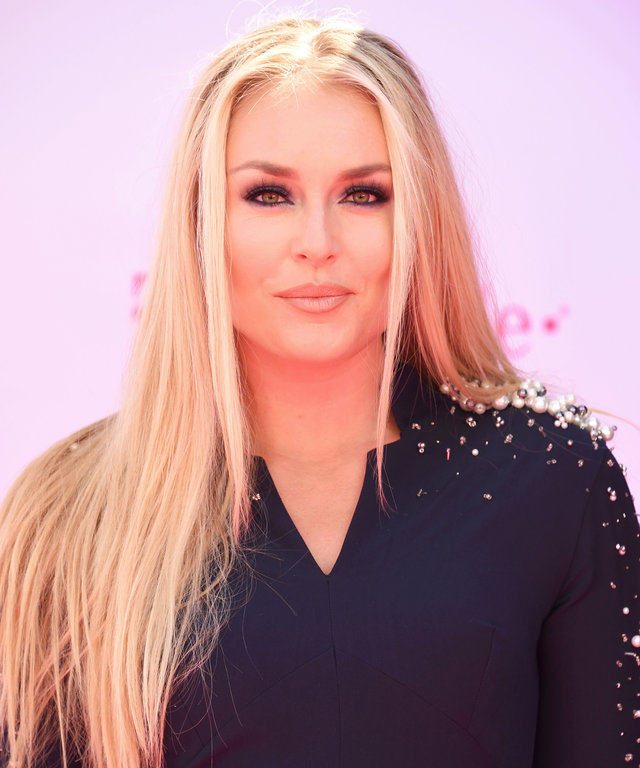 LAS VEGAS, NV - MAY 22: Olympic ski racer Lindsey Vonn attends the 2016 Billboard Music Awards at T-Mobile Arena on May 22, 2016 in Las Vegas, Nevada.(Photo by Jeffrey Mayer/WireImage)