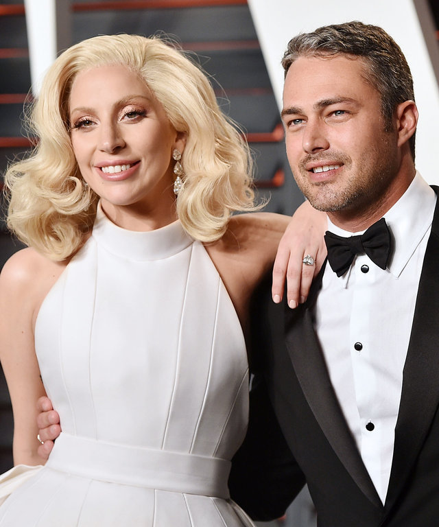 Lady Gaga, and Taylor Kinney
