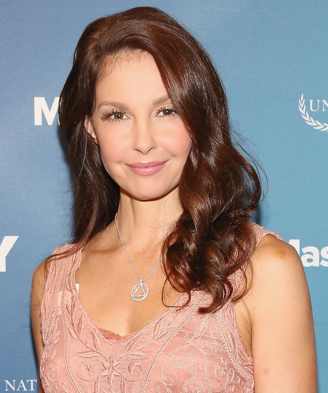 NEW YORK, NY - SEPTEMBER 27:  Actress Ashley Judd attends the 2015 Social Good Summit  at 92Y on September 27, 2015 in New York City.  (Photo by Mireya Acierto/Getty Images)