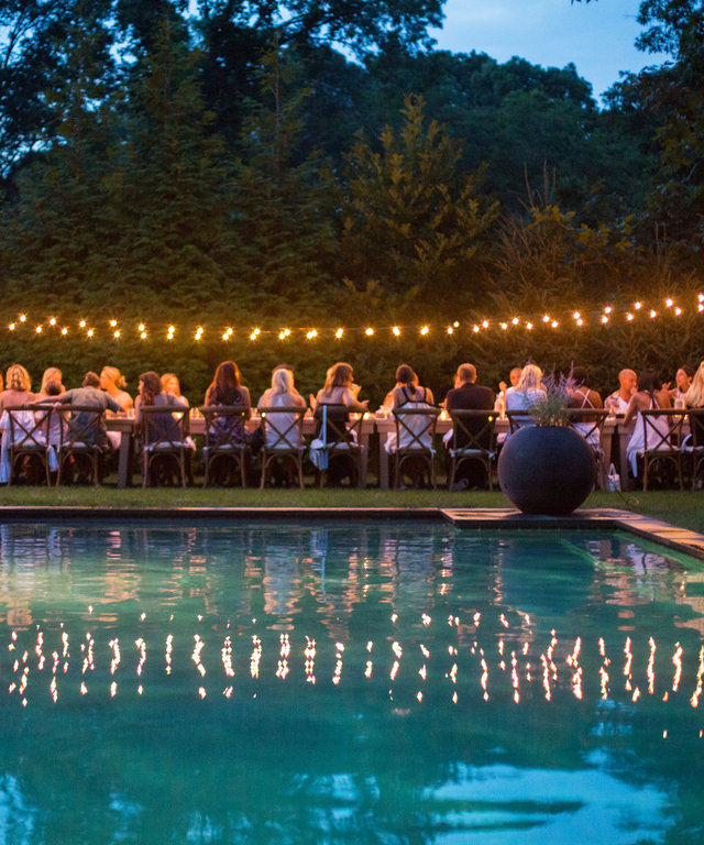 EyeSwoon's Athena Calderone Shows Us How to Throw an EPIC Summer Soirée