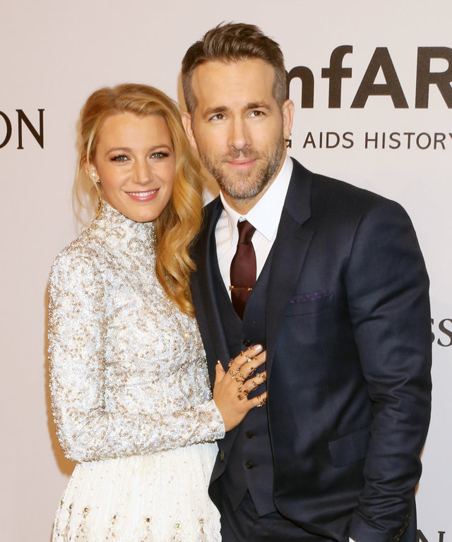 Blake Lively and Ryan Reynolds Show Rare PDA in Instagram from His Birthday Celebrations